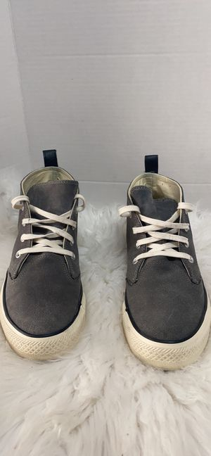 Converse CT Berkshire Mid cray suede size 9 men 11 women plz see photos still in great condition for Sale in Detroit, MI
