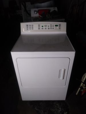 GE super capacity electric dryer for Sale in Port Richey, FL