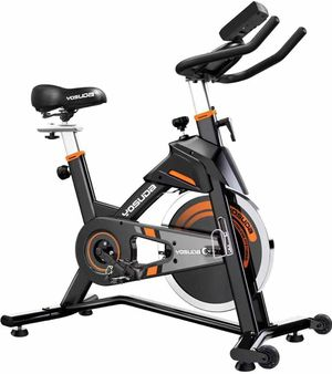 Features & details Stable Indoor Bike-Cyclace exercise bicycle provides a stable, quiet and safe cycling. Equipped with thickened steel, triangular f for Sale in Rancho Cucamonga, CA