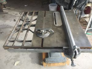 ">>>10"" CRAFTSMAN TABLE SAW<<< for Sale in Las Vegas, NV"