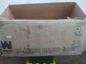 WEN 10 inch band saw brand new for Sale in East Los Angeles, CA
