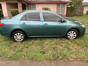 2010 Toyota Corolla for Sale in Tamarac, FL