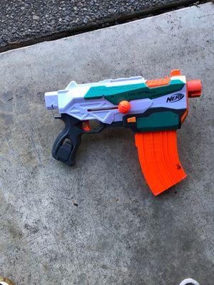 Nerf gun modulus tri-strike for Sale in Maple Valley, WA