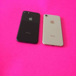 iPhone 8 64gb unlocked for any carrier $290 each, $580 both firm no trade for Sale in West Sacramento, CA