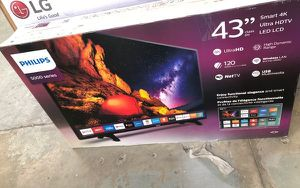 "Phillips 43"" tv HDGLK for Sale in Azusa, CA"