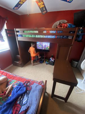Kids bunk bed for Sale in Riverview, FL