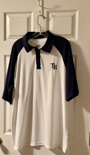 Tampa Bay Rays MLB Athletic Polo XL for Sale in New Port Richey, FL