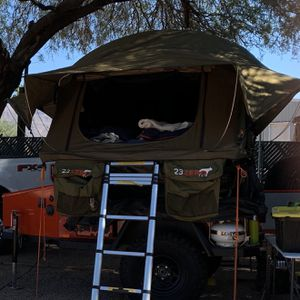 Rooftop Tent -23 ZERO - Weekender Rooftop Tent - For Sale $1,100.00 for Sale in Payson, AZ