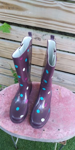 Rain boots for sale for Sale in Chicago, IL