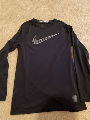 Nike Pro dry fit size 11-13 years old boys for Sale in North Miami, FL