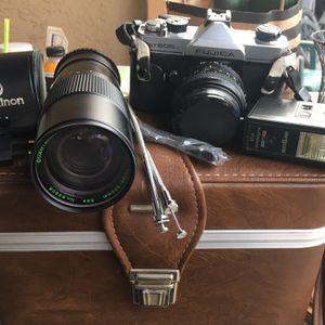 Fujica 35 Mm Camera for Sale in Romoland, CA