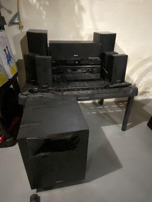 Onkyo 7.1 system for Sale in Bayonne, NJ