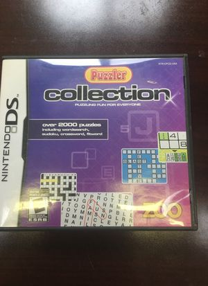 Puzzle game for ds for Sale in Hillsboro, OR