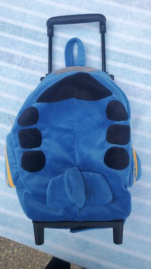 Toddler trolling rolling backpack set for Sale in Everett, WA