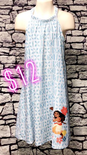 Moana Dress for Girls Kids Children / See My Page for Other Discounted Items for Sale in Los Angeles, CA