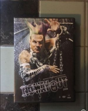 No Way Out 2008 dvd for Sale in Milnesville, PA