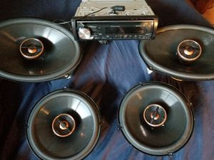 stereo system for Sale in Federal Way, WA