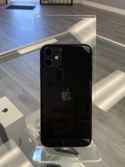 Black iPhone 11 64gb Unlocked for Sale in Ontario,  CA