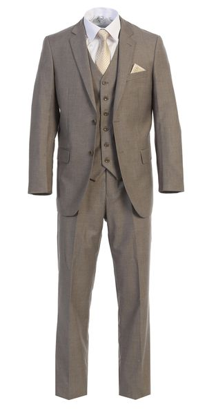 Men's Premium Modern Fit Sand Color Suit on SALE! for Sale in Los Angeles, CA