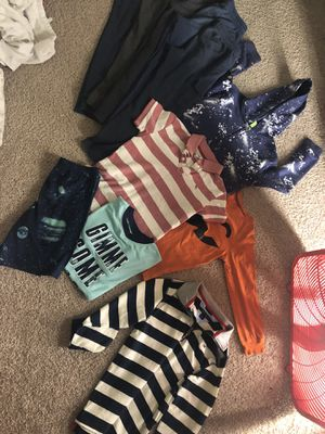 Boys cloths size 7-8 all for $20 total 11 pieces for Sale in Fremont, CA
