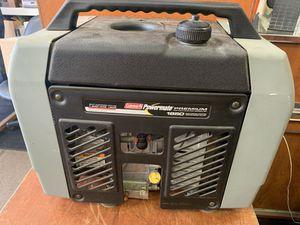 Coleman Powermate Premium 1850 Portable Generator Model PM0401850 for Sale in Watertown, CT
