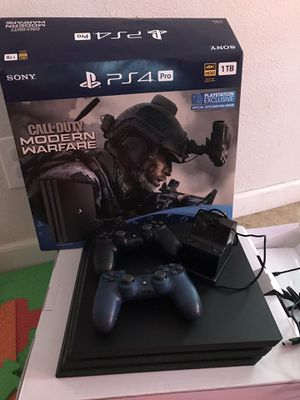 PS4 Pro for Sale in Fresno, CA