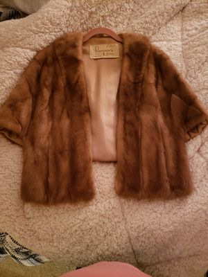 Fur shawl for Sale in Las Vegas, NV