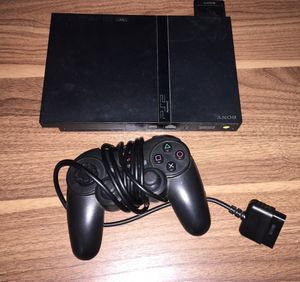 Ps2 and Kingdom hearts game for Sale in Austin, TX