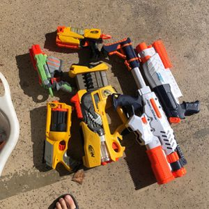 Nerf/ Water Guns for Sale in San Diego, CA