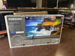 85 INCH SAMSUNG QLED Q7 q70R BRAND NEW FULL ARRAY TV SMART 4K TVS 1 YEAR WARRANTY 85 INCH for Sale in Alhambra, CA