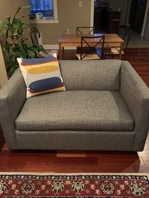 Upscale pullout couch (CB2) for Sale in Washington, DC