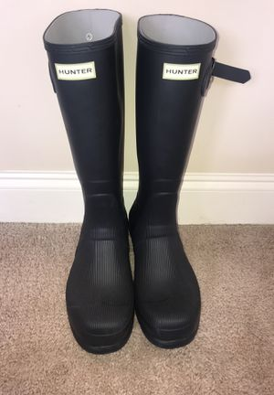 Hunter Boots Size 11 for Sale in New Orleans, LA