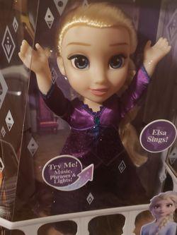 Elsa Doll for Sale in Marshalltown,  IA