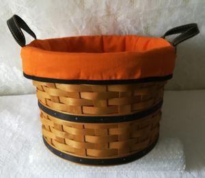 Longaberger Halloween MD Bushel Basket for Sale in Saint Paul, MN