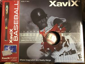 XAVIX Baseball for Sale in Woodlake, CA