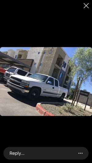 2001 Chevy 5.3 Silverado LT ice cold ACall original must see to appreciate call or tax for more info for Sale in Phoenix, AZ