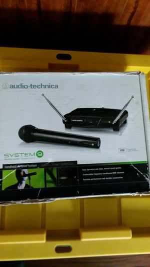 Wireless Microphone for Sale in Sacramento, CA