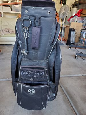 Golf Bag - Cleveland for Sale in Peoria, AZ