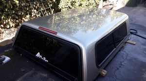 Camper Shell for 6 1/2 ft bed for Sale in Escondido, CA