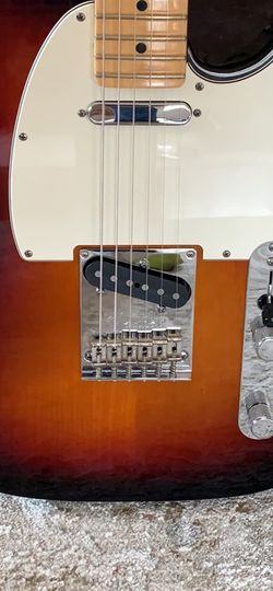 Fender Telecaster American 60th Anniversary Edition for Sale in Cumming,  GA