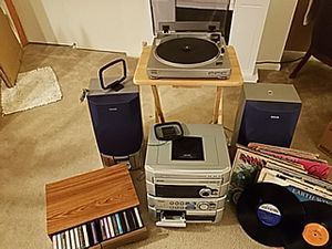 AIWA Stereo System for Sale in Towson, MD