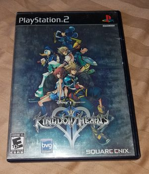 Kingdom Hearts 2 PS2 Case for Sale in Golden Oak, FL
