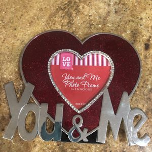 You&Me Picture Frame for Sale in Gulf Breeze, FL