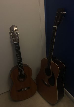 Acoustic guitars Yamaha and Hohner for Sale in Columbia, MD