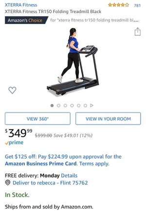 Xterra treadmill for Sale in Flint, TX