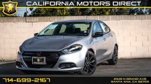 2016 Dodge Dart for Sale in Santa Ana, CA