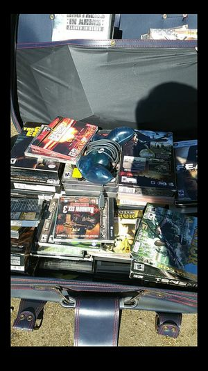 Computer games for Sale in Modesto, CA