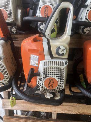 Stihl MS311 Gas Chainsaw ready to work! for Sale in Miami Gardens, FL
