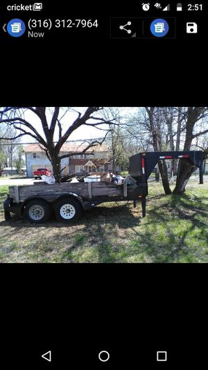Gooseneck trailer for Sale in Derby, KS