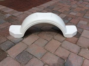 "Trailer Fender White Plastic for 13-14"" Wheels Brand New for Sale in Southwest Ranches, FL"
